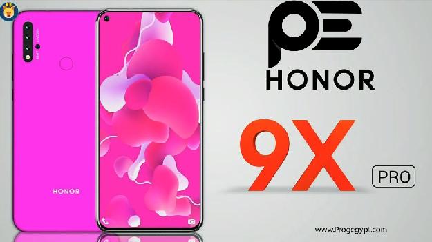 هاتف Honor 9X Pro