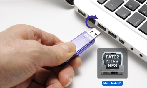 How to format USB flash drive using FATFAT32NTFSexFAT - Choosing HDD or USB memory format: FAT32, NTFS, HFS + or exFAT?