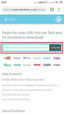 Cara Mudah Download Video dari Instagram Tanpa Aplikasi
