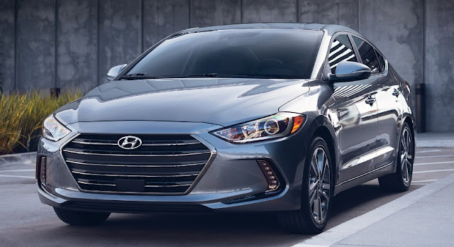 2017 Hyundai Elantra Lease