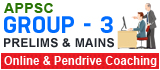 APPSC Group - 3 Online & Pendrive Coaching