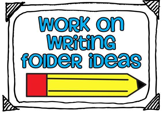 Work on essay