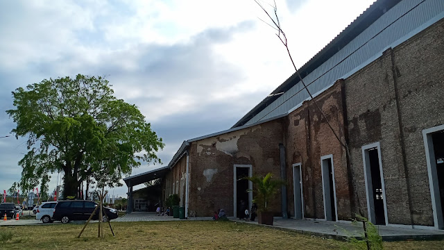 Rest Area Banjaratma KM 260B Brebes