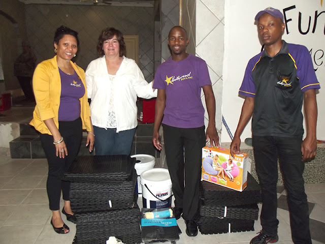 Hollywoodbets Parliament Street (Port Elizabeth) assisted with renovations and donations to the Hollywoodbets Parliament Street Care Haven Psychiatric Centre - Social Responsibility
