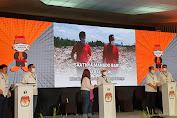 Tampil Meyakinkan, AA-RS Pastikan Punya Program Sejahterakan Warga Manado