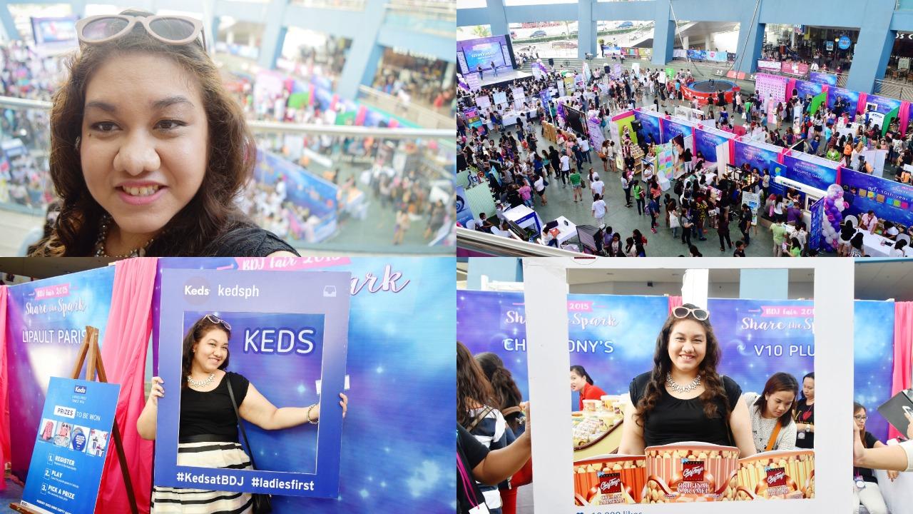 BDJ Fair 2015 – Share the Spark Event
