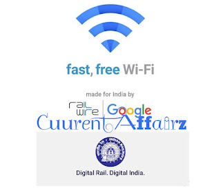 Now Google Launches  Free WiFi  at 5 Railway Stations