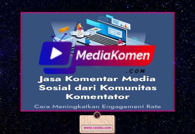 Jasa Komentar Youtube Aman & Terpercaya By Mediakomen.com