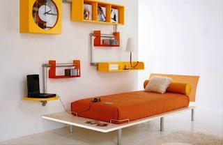 Desain Kamar Tidur Anak Sederhana Modern