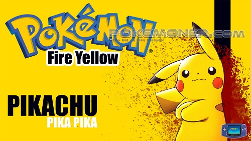 Pokemon Fire Yellow