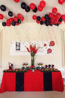 Decoración de Fiestas Infantiles con Ladybug