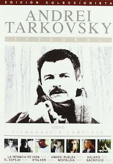 Andrei Tarkovski o la conciencia del tiempo perdido, Francisco Acuyo