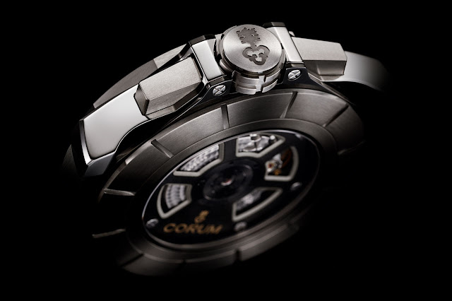 Corum Admiral's Cup AC-One 45 Chronograph back