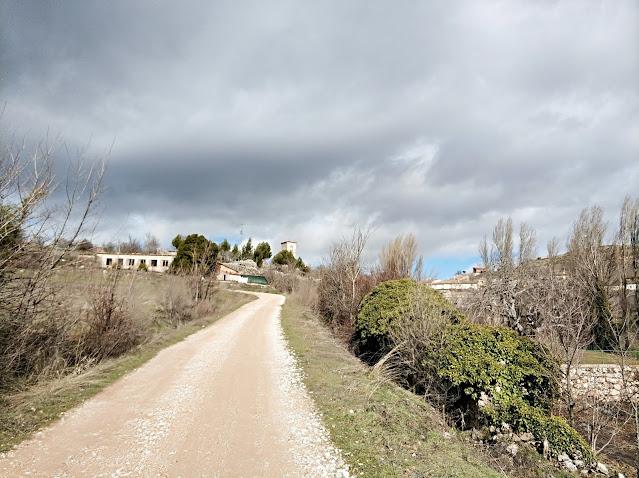 Camino de Villaviciosa