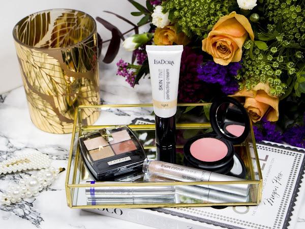 Make-Up Look mit Neuheiten von Isadora