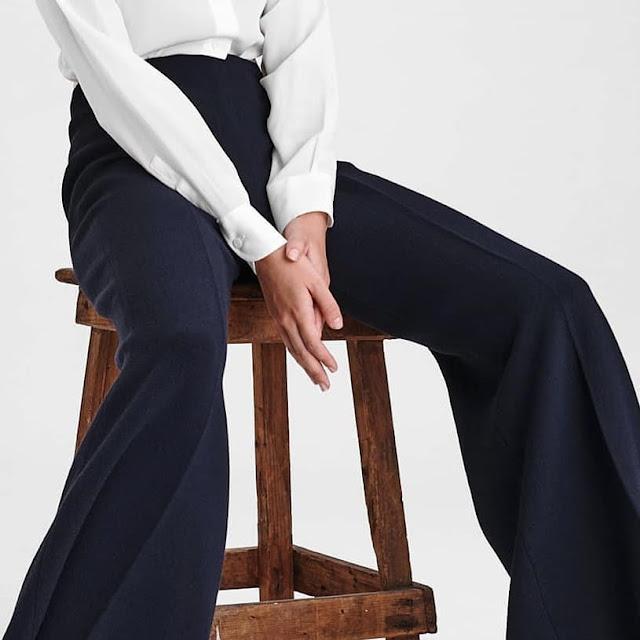 Pantaloni Metradamo Maison Chic - tacco12cm