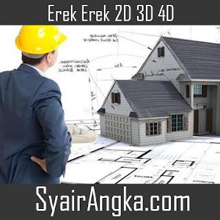 Erek Erek Menjadi Arsitek 2D 3D 4D