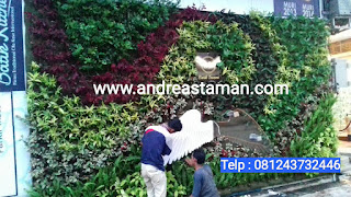 Tukang Taman Vertikal Garden Murah Jakarta