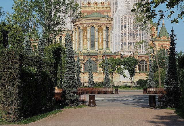 Россия, город Петергоф (Russia, Peterhof)