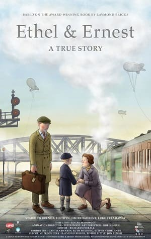 Filme Ethel e Ernest Full HD 2017 Torrent