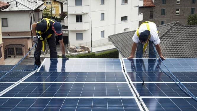 Pequenos parques solares aparecem na Suécia