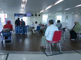 Rapid test bandara smb II palembang