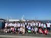 Las selecciones galegas llenan el Centro Galego de Vela en un fin de semana repleto de actividad
