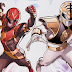 Veja as primeiras páginas de Mighty Morphin Power Rangers #50