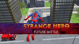 Download Strange Hero: Future Battle Apk Terbaru