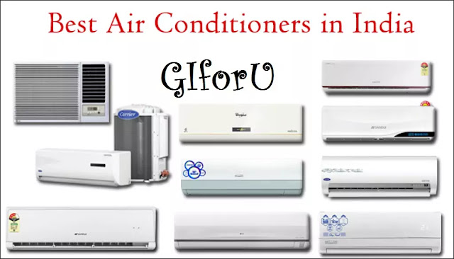 Best-Air-Conditioners-in-India-1 Ton Split AC-Split AC-Air Conditioner-GIforU