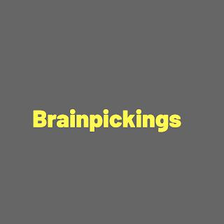 BrainPickings: Maria Popova