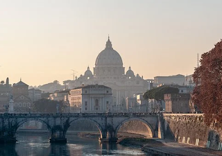 Rome is the home city of Michael Dibdin's central  character, the detective Aurelio Zen