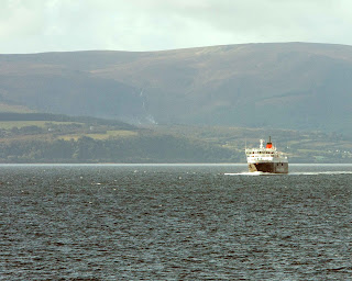 Caledonian Macbrayne Ferry to Arran