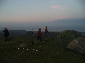 Jelajah Nusantara : Bukit Birah Pelaihari, Perpaduan Panorama Pegunungan dan Pantai di Pelaihari
