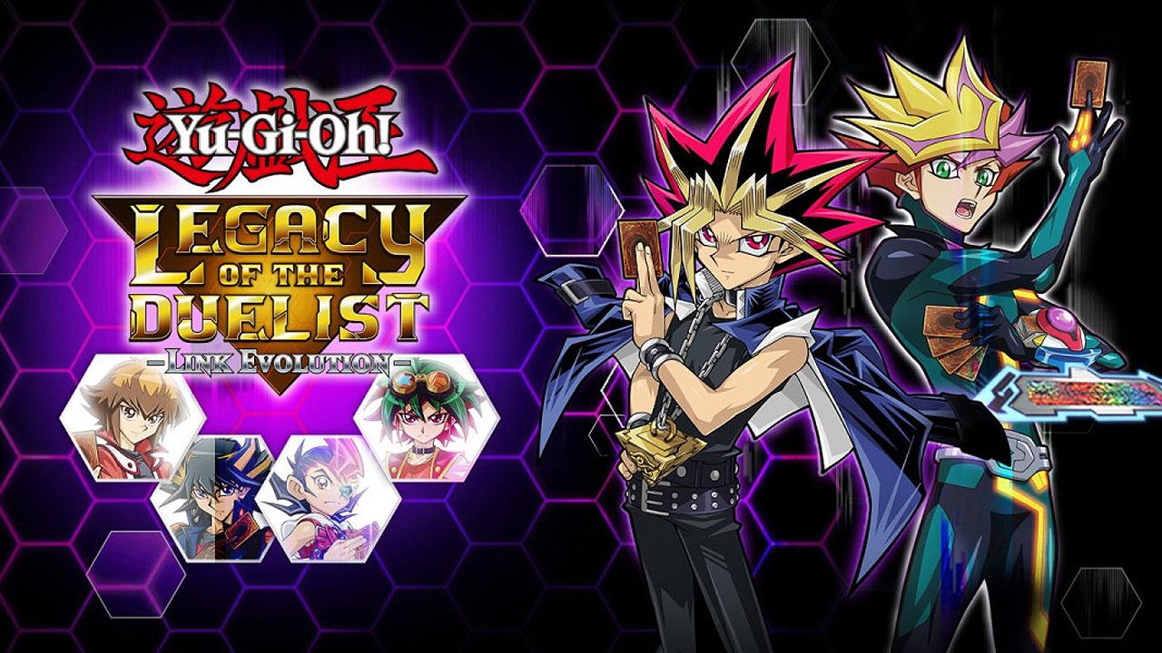 Yu Gi Oh Legacy Of The Duelist Link Evolution Save Game Manga Council