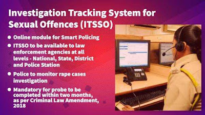 Investigation Tracking System for Sexual Offences
