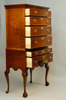 Handmade Furniture with Dovetailed Drawers