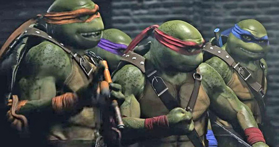 The First Ever Gameplay Trailer For The Newest, Totally Radical Addition To  The Injustice 2 Roster: Kevin Eastman And Peter Lairdu0027s Teenage Mutant  Ninja ...