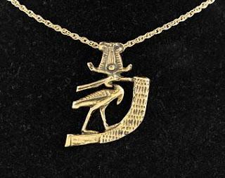 Egyiptomi szimbólumvilág - egyiptomi szimbólumok és amulettek