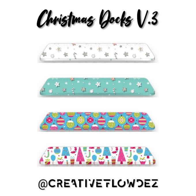 Christmas Docks V.3