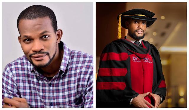 Alex Ekubo does not deserve to celebrate honorary- Uche Maduagwu says