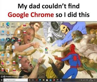 Dad Memes, Funny Memes, Computer Memes,