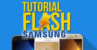 Cara Flash HP Samsung