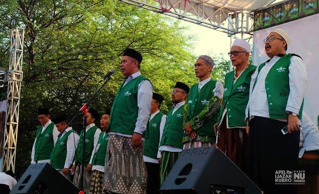 KH Marzuki Mustamar: jangan Percaya Fitnah yang Sebut NU Sudah Berubah Liberal