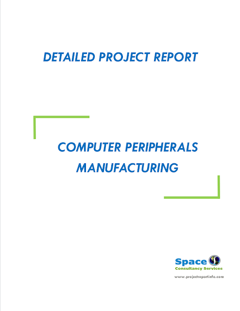 Project Report on Computer Peripherals Manufacturing