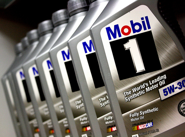 Mobil 1 Oil Change >> Mobil Boxx A Great Idea For An Oil Change Service Shop