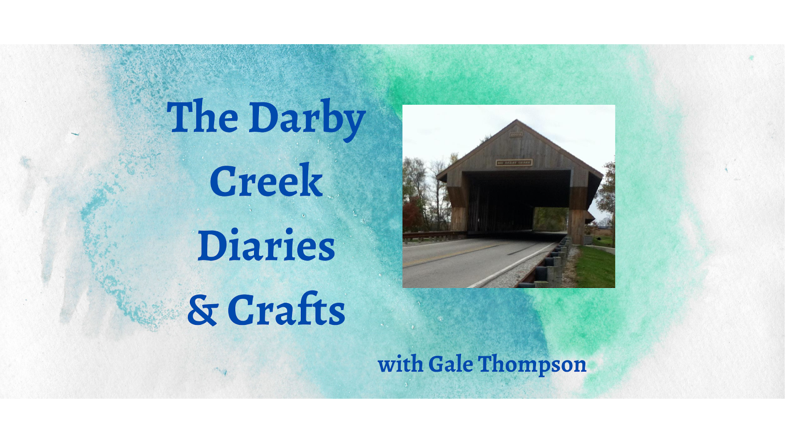 The Darby Creek Diaries 'N Crafts