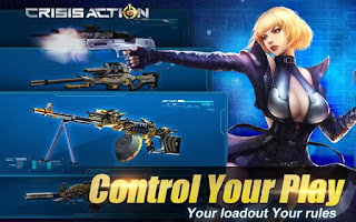 Crisis Action-FPS eSports APK Download - Free Action Game Android