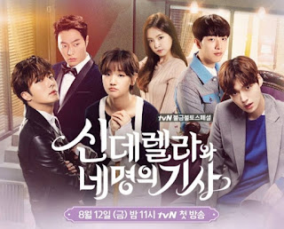 (K-drama) Cinderella and Four Knights - Episódio 08