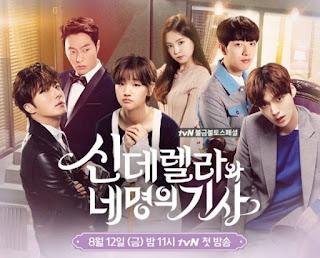 (K-drama) Cinderella and Four Knights - Episódio 15